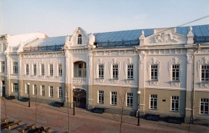 Будинок повітового земства та міської думи