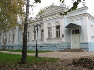 Садибний будинок Кочубеїв